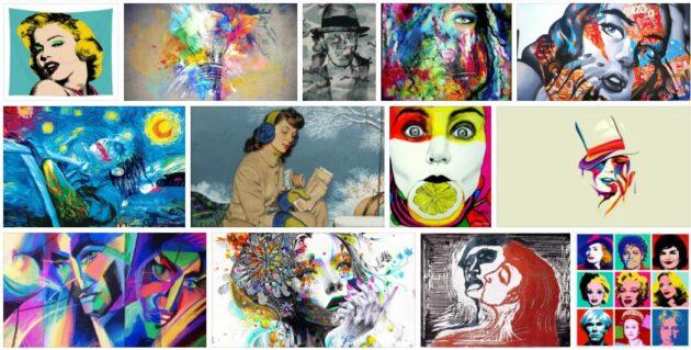 Popular Art